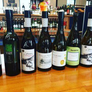 千曲川ワインバレーのワイン